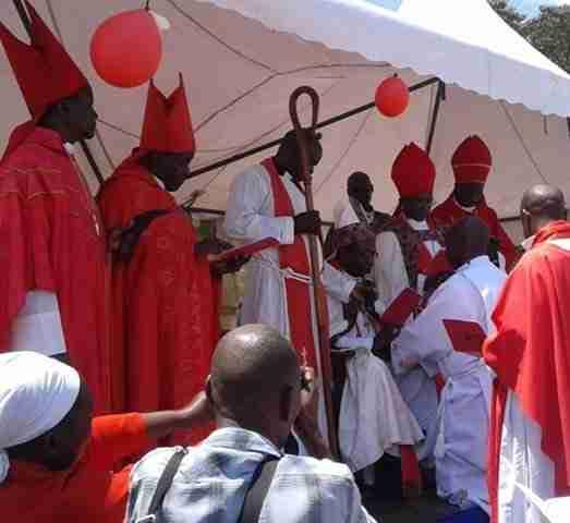 New Bishop In Kenya