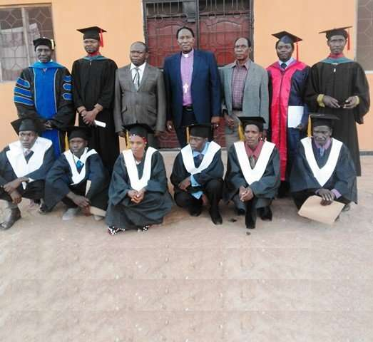 Tanzania, First CEC Residential Seminary