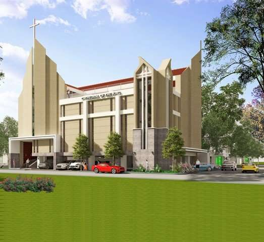 New Cathedral In The Philippines