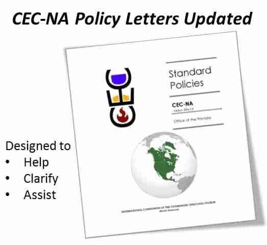CEC-Policies