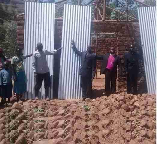 Rwanda-Building