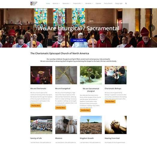 CEC-NA Website Has New Look