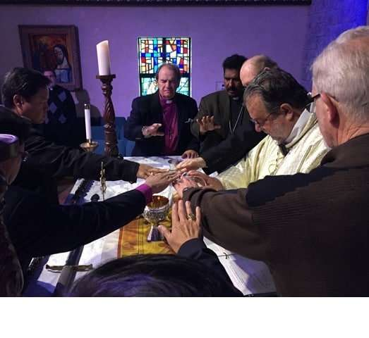 Patriarch's Council Met In New York