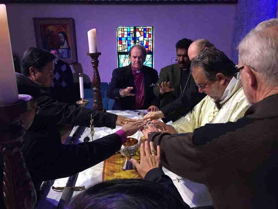 Bishops Holy Oils