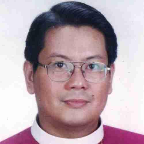 Bishop Richardo Alcaraz