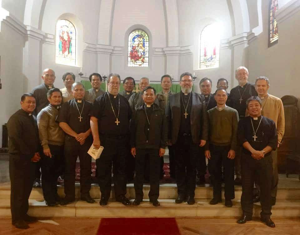 Asian Mission In Europe To Become Diocese