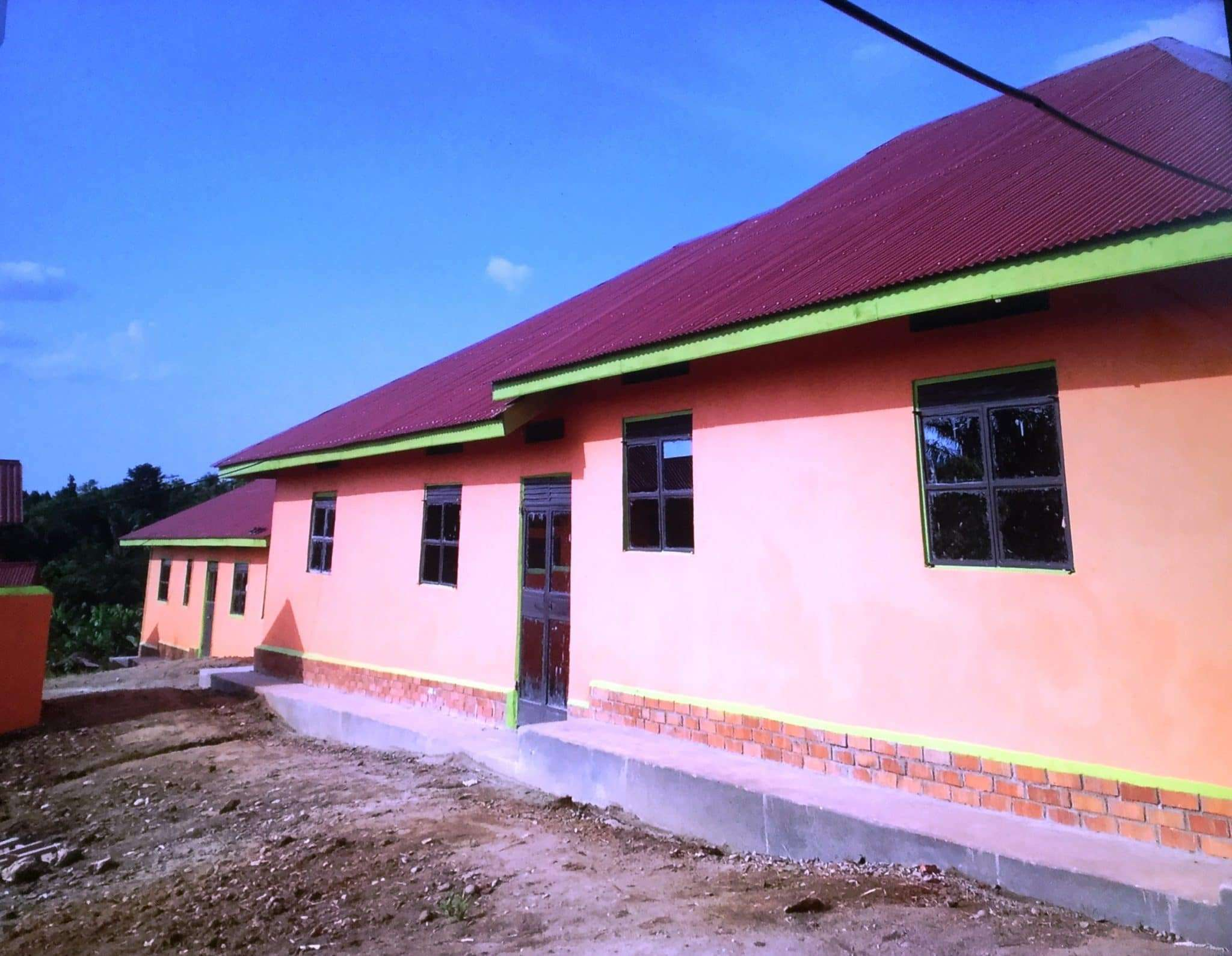 New Health Center In Uganda