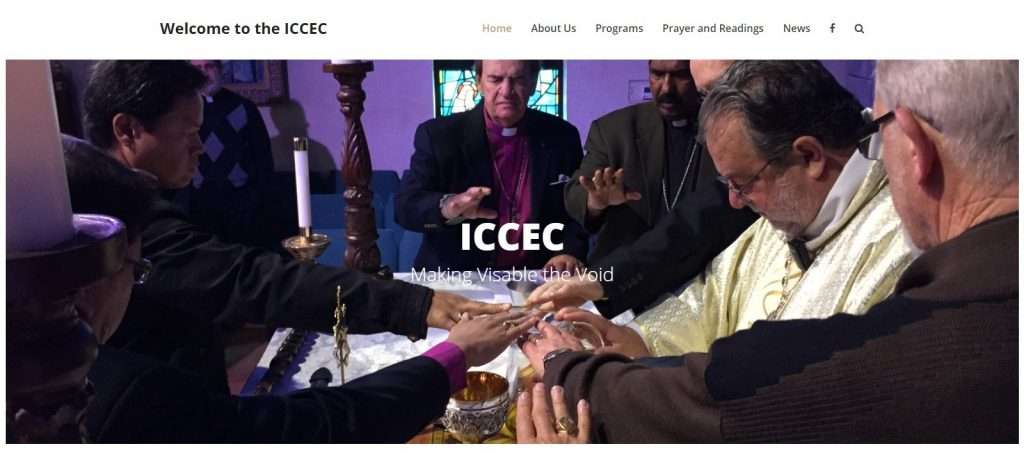 New ICCEC.org Web Site
