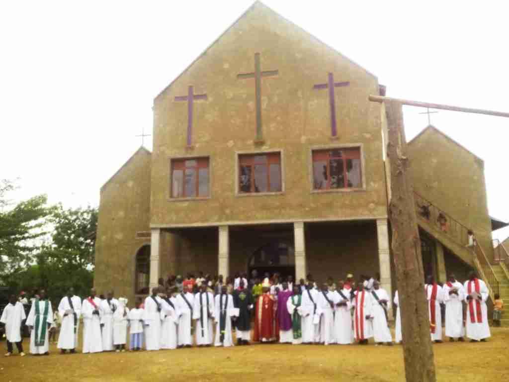 Deacon Ordination in Rwanda 4