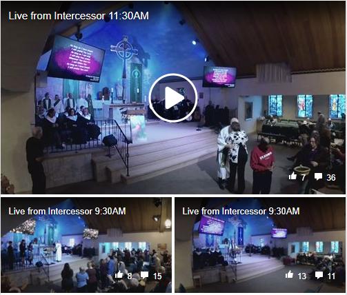 Intercessor Live on Facebook 41