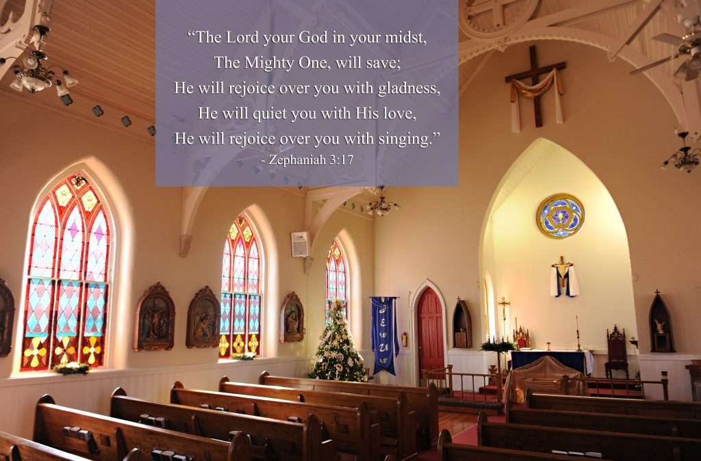 St. Michaels in Thomaston, GA 3