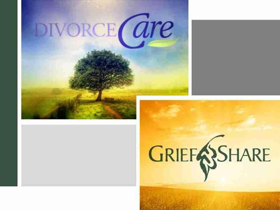 Divorce & Grief Ministries 50