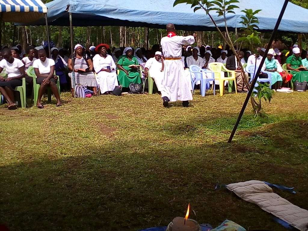 Church in Kenya continues to expand 1