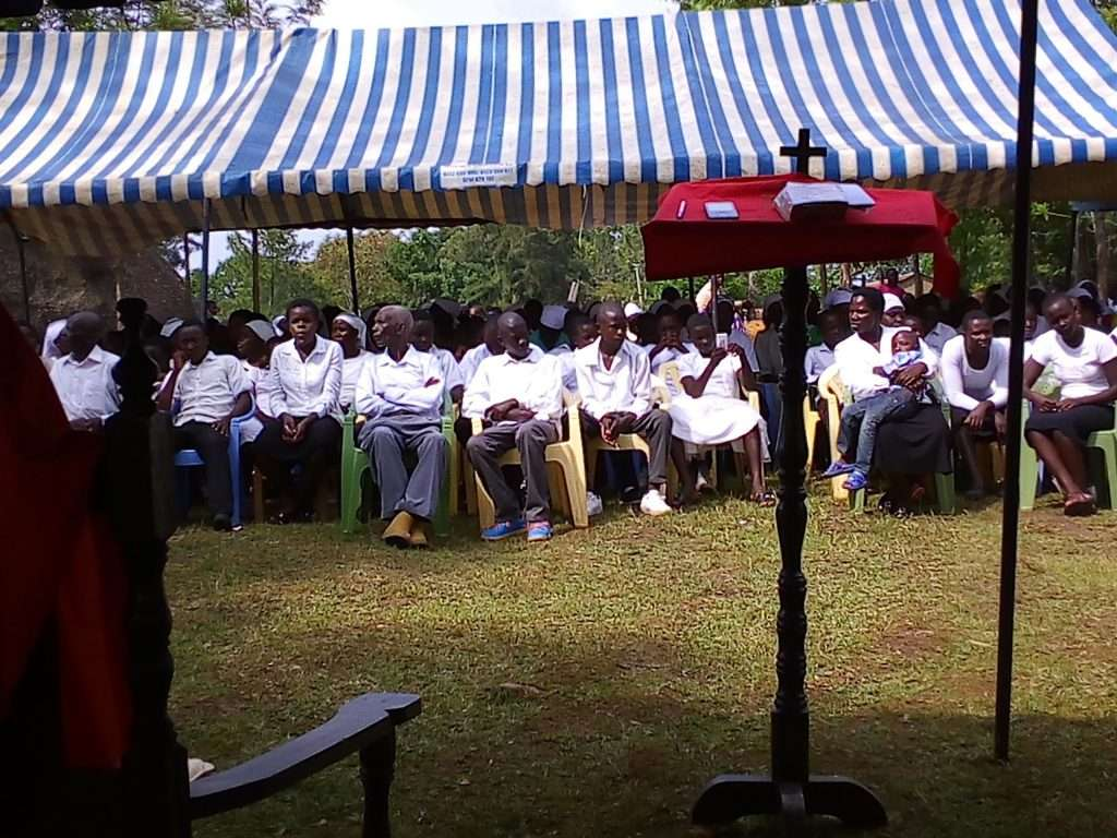 Church in Kenya continues to expand 6