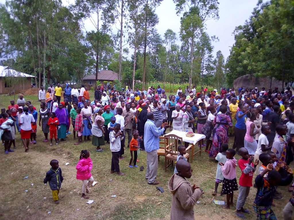 Church in Kenya continues to expand 9