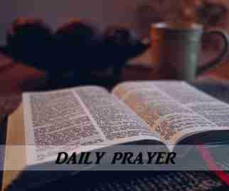 Daily Prayer (Traditional)