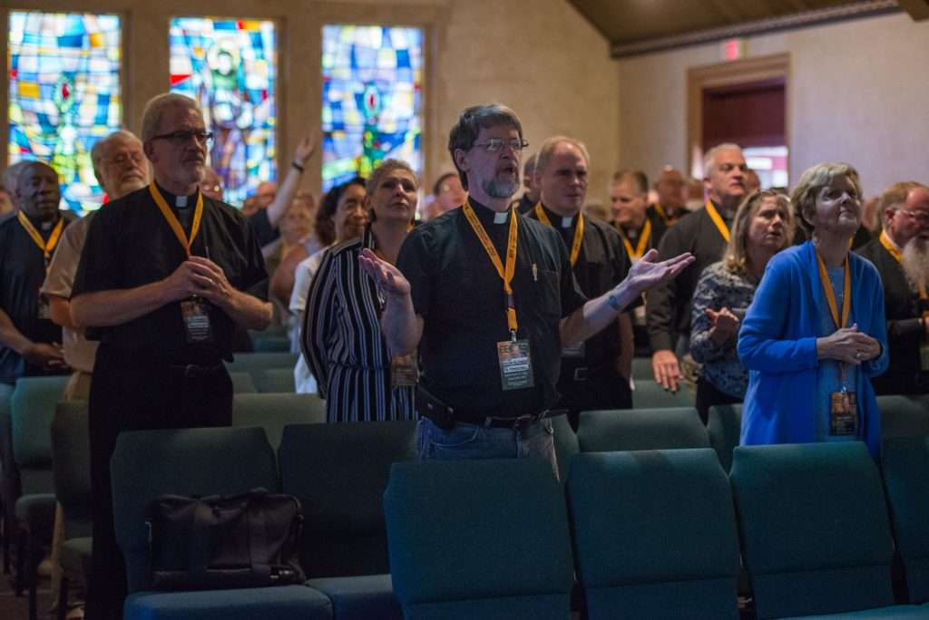 8-10 July 2020 Clergy Convocation 5