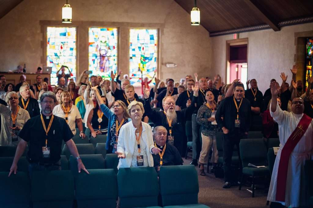 8-10 July 2020 Clergy Convocation 10