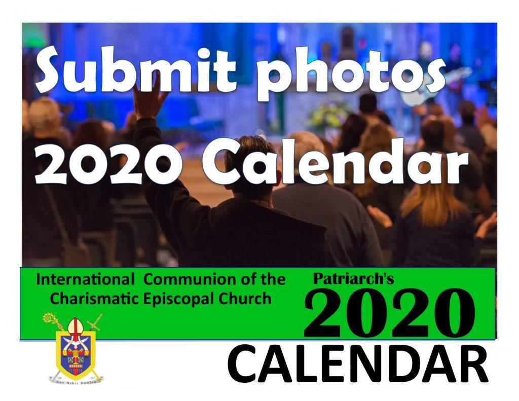 Time for 2020 ICCEC Calendar Photos 1