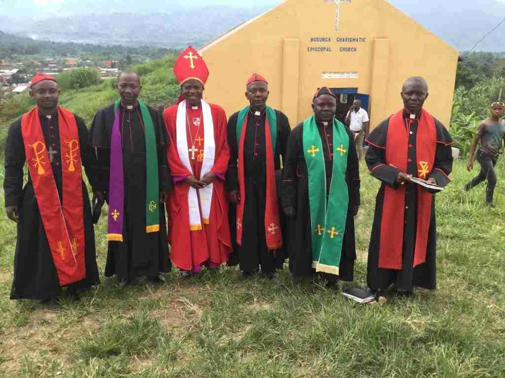 Bishop Hannington 41 years in Ministry 1