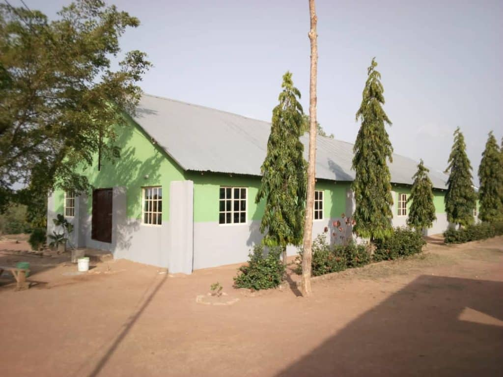 Newest CEC Church Buiding 1