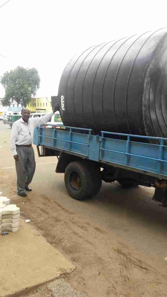 Kenya, CEC, clean water