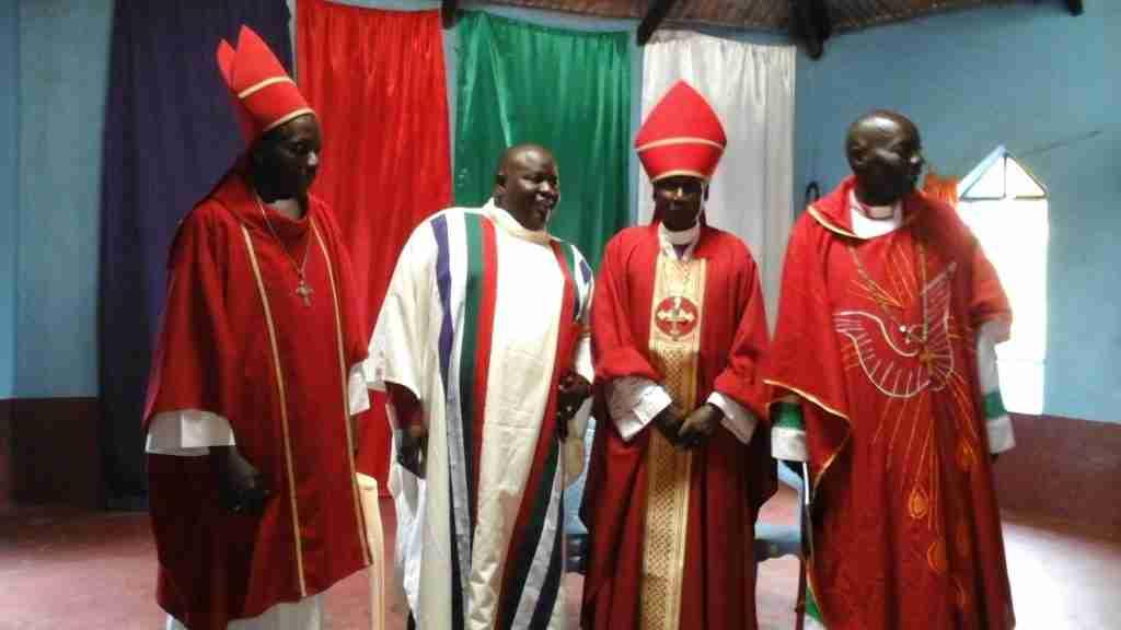 Newest Bishop in Africa- Abed Musyoka 13