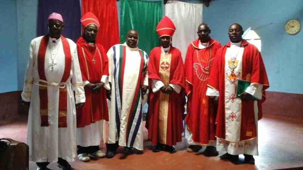 Newest Bishop in Africa- Abed Musyoka 12