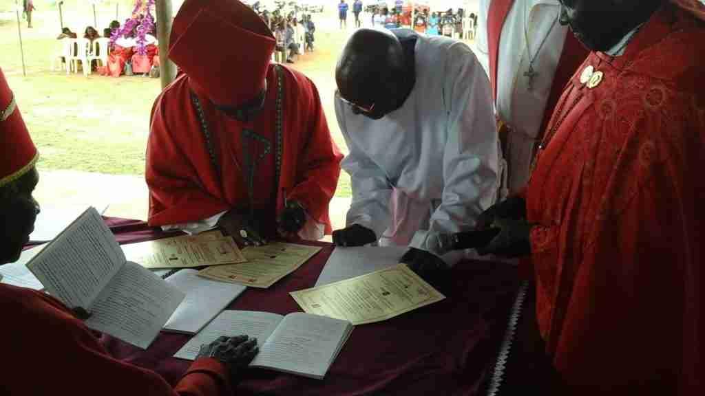 Newest Bishop in Africa- Abed Musyoka 10