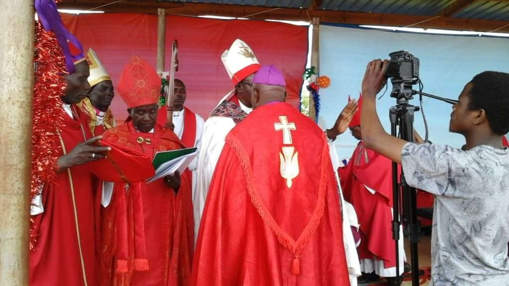 Newest Bishop in Africa- Abed Musyoka 7