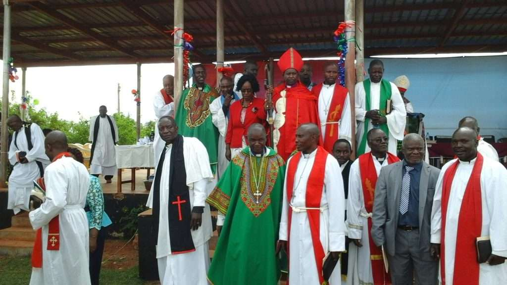 Newest Bishop in Africa- Abed Musyoka 2