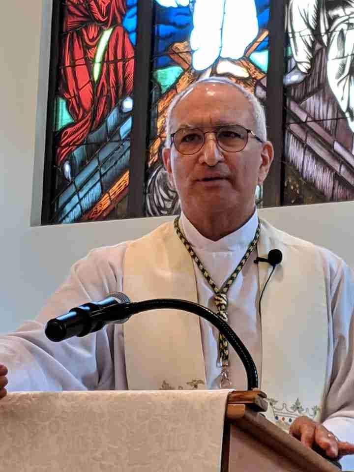 Clergy Conference Bishop Ortiz
