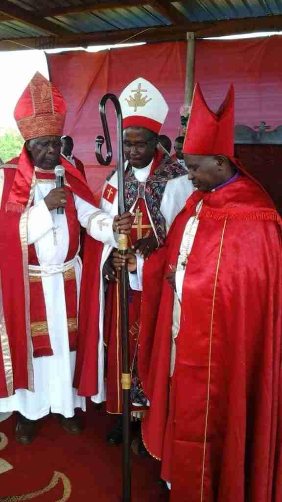 Newest Bishop in Africa- Abed Musyoka 1