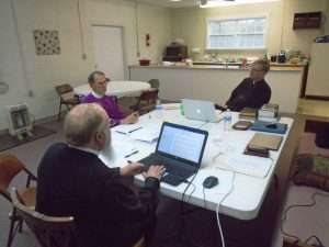 Theological Commission meeting