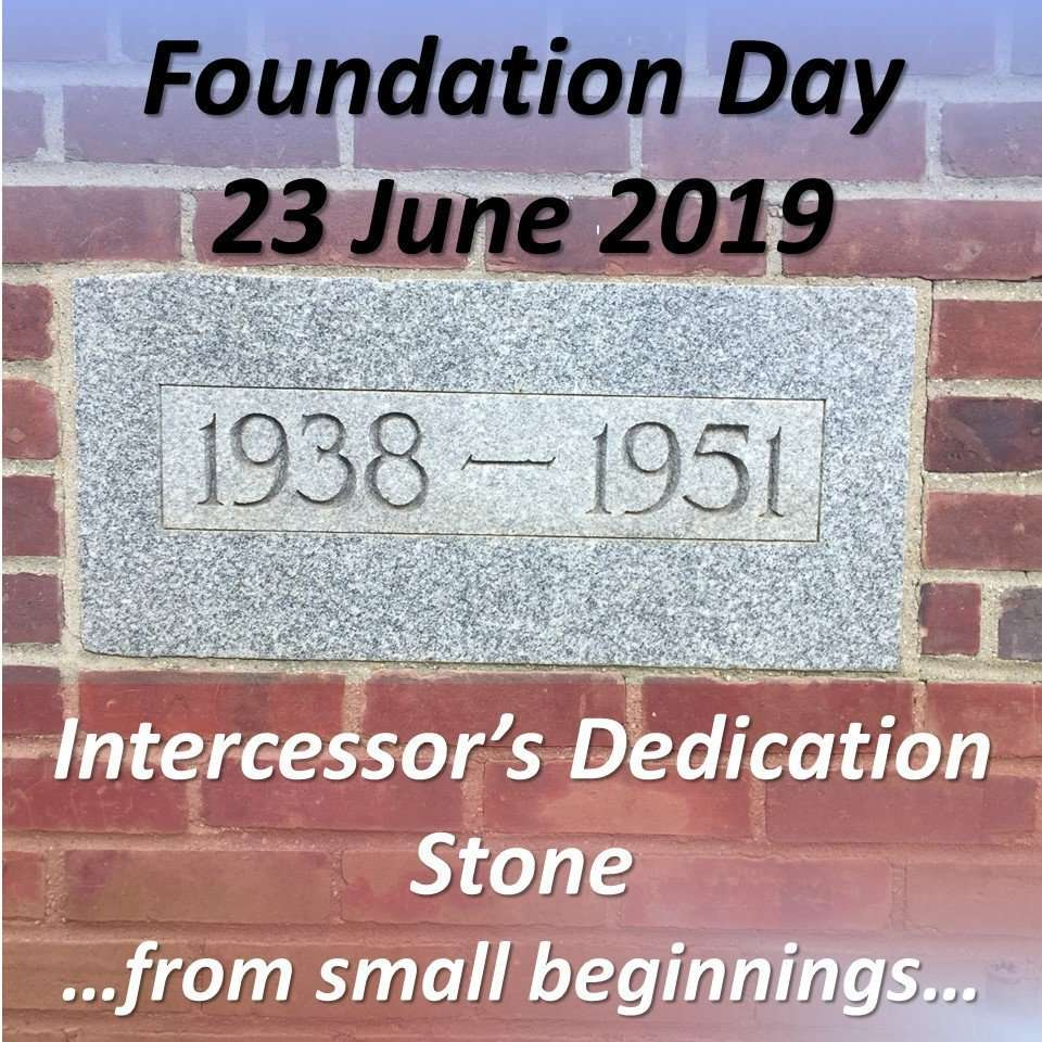 Foundation Day, 23 June 2019 2