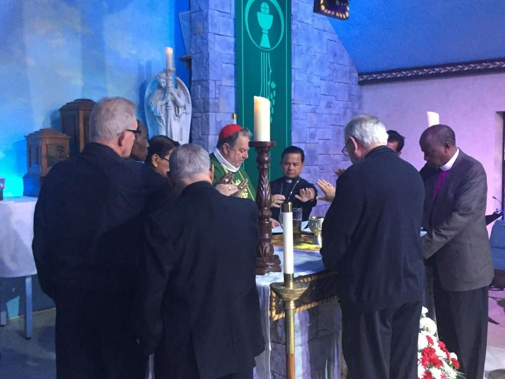 The ICCEC Patriarch's Council 2019 in Malverne, NY