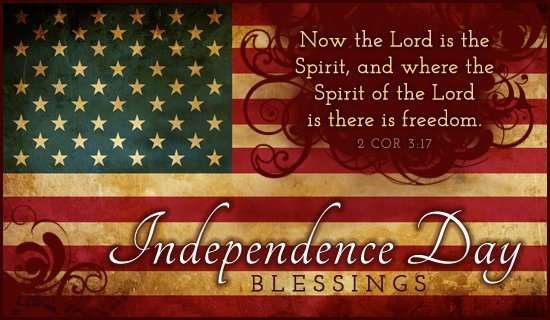 Patriarch's 4th of July Message 1