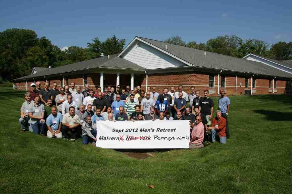 Intercessor Men's Ministry 1