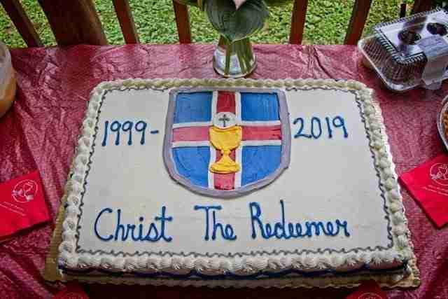 Christ the Redeemer Celebrates 20 Years of God's Faithfulness 1