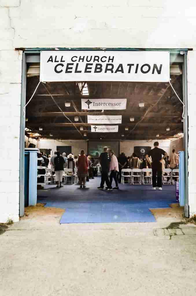 All Church celebration 2