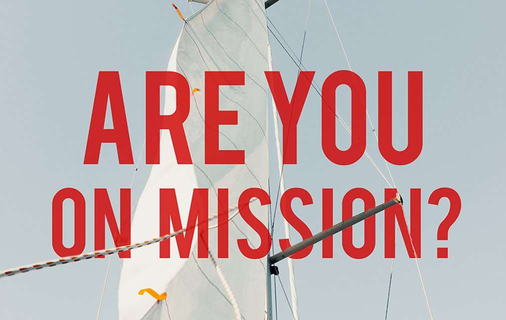 Are you On Mission? 19