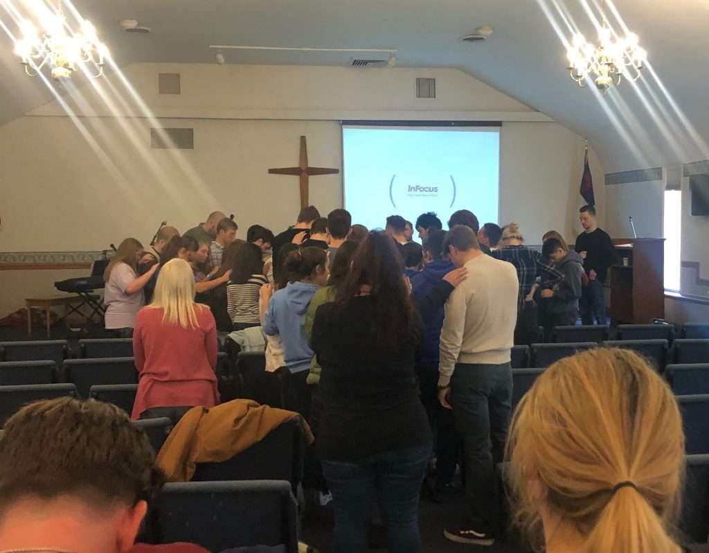 Northeast Youth and Young Adult Retreat 6