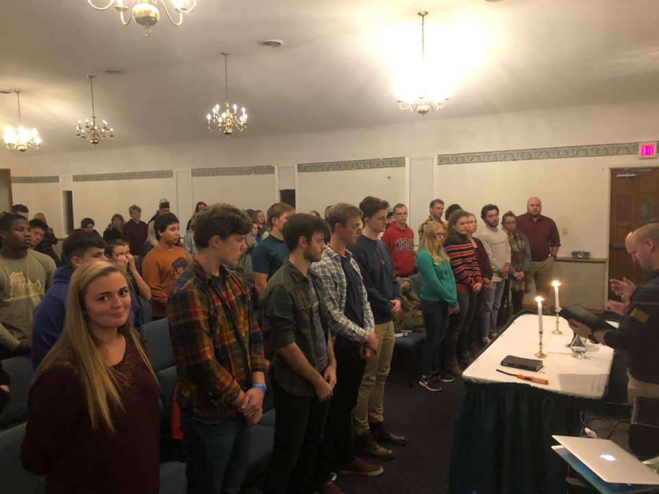 Northeast Youth and Young Adult Retreat 4
