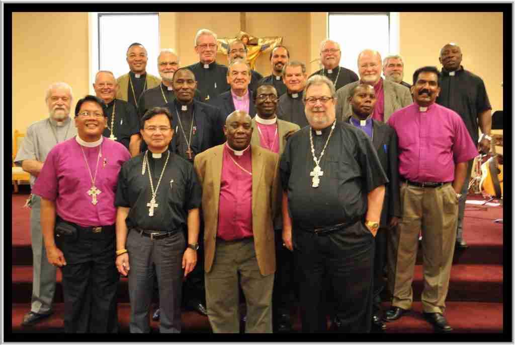 ICCEC Patriarchs Council