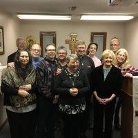 Order Of Franciscan Penitents get 7 new members