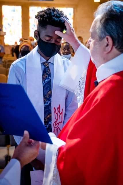 Confirmations at Cathedral Church of the Intercessor 7