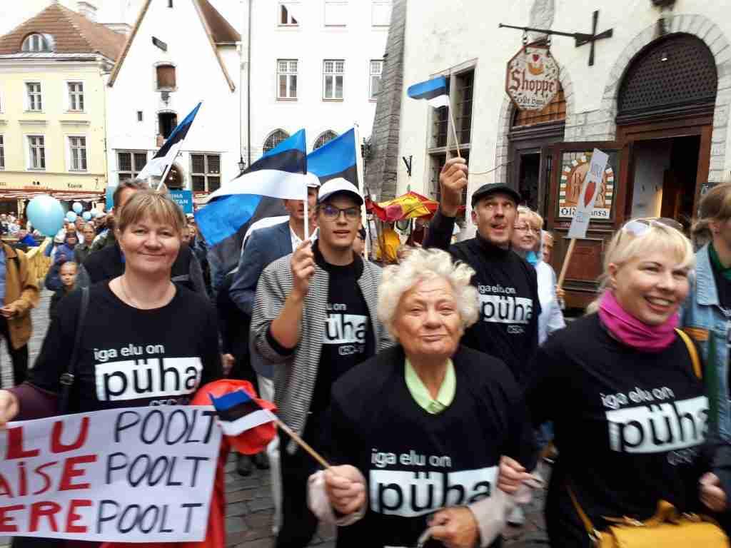 March for Life Estonia 3
