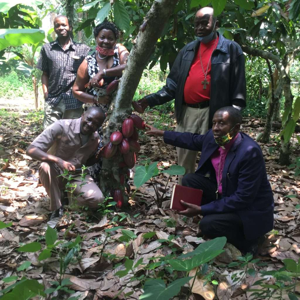 Early Success in UGANDA Cocoa Microbusiness 1